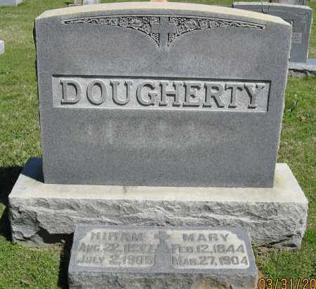 DOUGHERTY, HIRAM - Faulkner County, Arkansas | HIRAM DOUGHERTY - Arkansas Gravestone Photos
