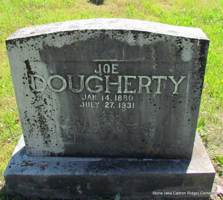 DOUGHERTY, JOE - Faulkner County, Arkansas | JOE DOUGHERTY - Arkansas Gravestone Photos