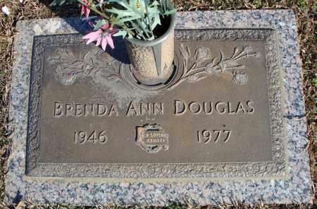 DOUGLAS, BRENDA ANN - Faulkner County, Arkansas | BRENDA ANN DOUGLAS - Arkansas Gravestone Photos