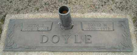 DOYLE, RUTH B. - Faulkner County, Arkansas | RUTH B. DOYLE - Arkansas Gravestone Photos