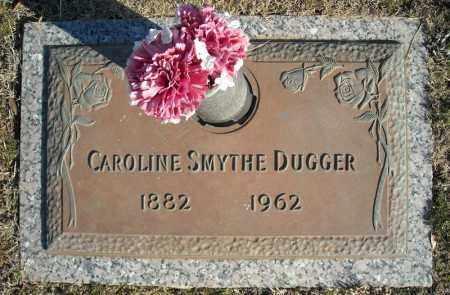 SMYTHE DUGGER, CAROLINE - Faulkner County, Arkansas | CAROLINE SMYTHE DUGGER - Arkansas Gravestone Photos