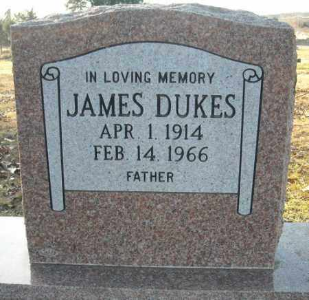 DUKES, JAMES - Faulkner County, Arkansas | JAMES DUKES - Arkansas Gravestone Photos