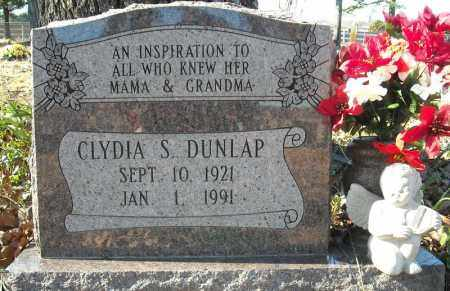 DUNLAP, CLYDIA S. - Faulkner County, Arkansas | CLYDIA S. DUNLAP - Arkansas Gravestone Photos