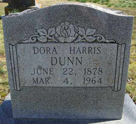 HARRIS DUNN, DORA - Faulkner County, Arkansas | DORA HARRIS DUNN - Arkansas Gravestone Photos