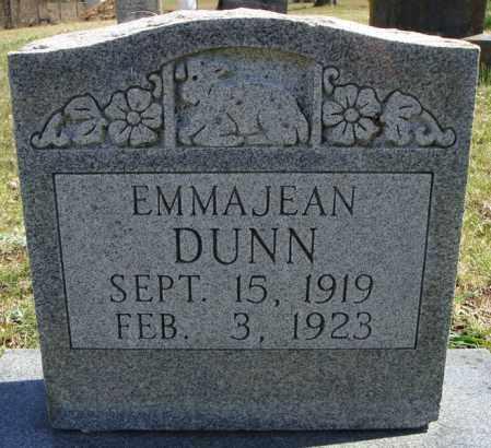 DUNN, EMMA JEAN - Faulkner County, Arkansas | EMMA JEAN DUNN - Arkansas Gravestone Photos