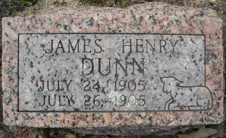 DUNN, JAMES HENRY - Faulkner County, Arkansas | JAMES HENRY DUNN - Arkansas Gravestone Photos