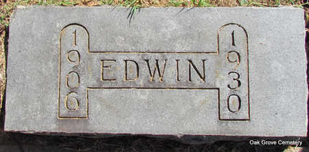 DURHAM, EDWIN - Faulkner County, Arkansas | EDWIN DURHAM - Arkansas Gravestone Photos