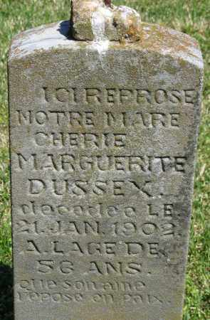 DUSSEX, MARGUERITE - Faulkner County, Arkansas | MARGUERITE DUSSEX - Arkansas Gravestone Photos