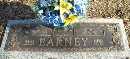 EARNEY, GLORIA S. - Faulkner County, Arkansas | GLORIA S. EARNEY - Arkansas Gravestone Photos