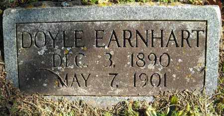EARNHART, DOYLE - Faulkner County, Arkansas | DOYLE EARNHART - Arkansas Gravestone Photos