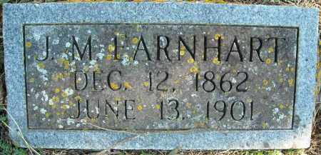 EARNHART, J.M. - Faulkner County, Arkansas | J.M. EARNHART - Arkansas Gravestone Photos