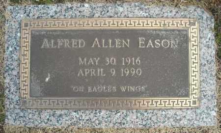EASON, ALFRED ALLEN - Faulkner County, Arkansas | ALFRED ALLEN EASON - Arkansas Gravestone Photos