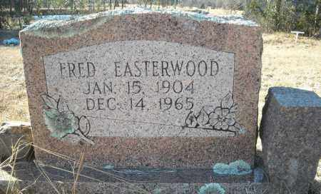 EASTERWOOD, FRED - Faulkner County, Arkansas | FRED EASTERWOOD - Arkansas Gravestone Photos
