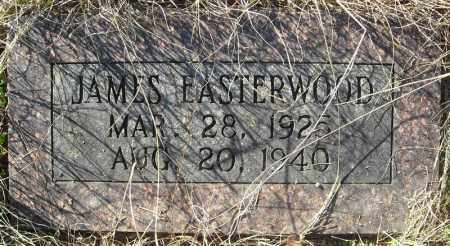 EASTERWOOD, JAMES - Faulkner County, Arkansas | JAMES EASTERWOOD - Arkansas Gravestone Photos