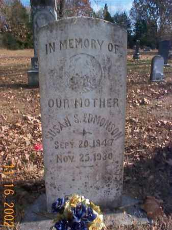 SHAW EDMONSON, SUSAN - Faulkner County, Arkansas | SUSAN SHAW EDMONSON - Arkansas Gravestone Photos