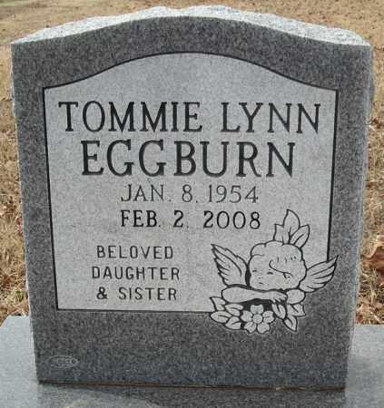 EGGBURN, TOMMIE LYNN - Faulkner County, Arkansas | TOMMIE LYNN EGGBURN - Arkansas Gravestone Photos