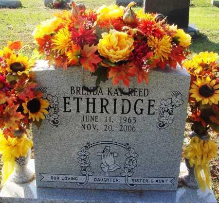REED ETHRIDGE, BRENDA KAY - Faulkner County, Arkansas | BRENDA KAY REED ETHRIDGE - Arkansas Gravestone Photos