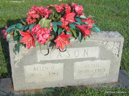 FASON, ALLEN - Faulkner County, Arkansas | ALLEN FASON - Arkansas Gravestone Photos