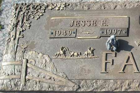 FASON, JESSE E. (CLOSEUP) - Faulkner County, Arkansas | JESSE E. (CLOSEUP) FASON - Arkansas Gravestone Photos