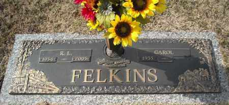 FELKINS, R.L. - Faulkner County, Arkansas | R.L. FELKINS - Arkansas Gravestone Photos
