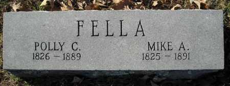 FELLA, MIKE A. - Faulkner County, Arkansas | MIKE A. FELLA - Arkansas Gravestone Photos