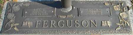 FERGUSON, OCIE O. - Faulkner County, Arkansas | OCIE O. FERGUSON - Arkansas Gravestone Photos