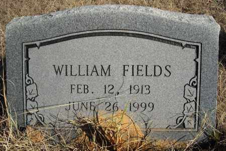 FIELDS, WILLIAM - Faulkner County, Arkansas | WILLIAM FIELDS - Arkansas Gravestone Photos