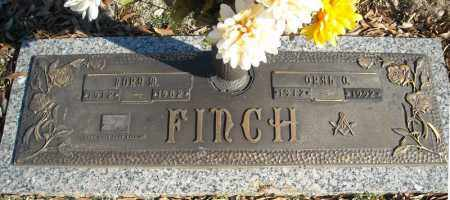 FINCH, NORA M. - Faulkner County, Arkansas | NORA M. FINCH - Arkansas Gravestone Photos