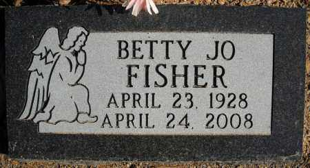 FISHER, BETTY JO - Faulkner County, Arkansas | BETTY JO FISHER - Arkansas Gravestone Photos