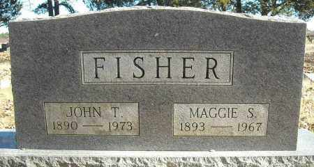 FISHER, MAGGIE S. - Faulkner County, Arkansas | MAGGIE S. FISHER - Arkansas Gravestone Photos