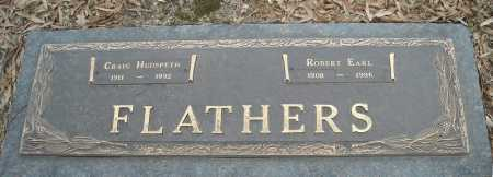 FLATHERS, ROBERT EARL - Faulkner County, Arkansas | ROBERT EARL FLATHERS - Arkansas Gravestone Photos