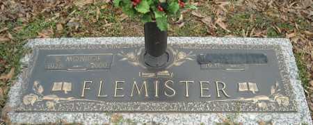 FLEMISTER, S. MONROE - Faulkner County, Arkansas | S. MONROE FLEMISTER - Arkansas Gravestone Photos