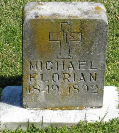 FLORIAN, MICHAEL - Faulkner County, Arkansas | MICHAEL FLORIAN - Arkansas Gravestone Photos
