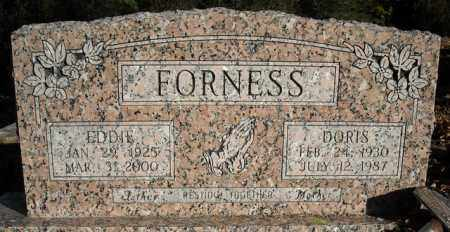FORNESS, EDDIE - Faulkner County, Arkansas | EDDIE FORNESS - Arkansas Gravestone Photos