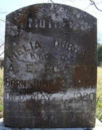 DURHAM FORREST, MELIA - Faulkner County, Arkansas | MELIA DURHAM FORREST - Arkansas Gravestone Photos
