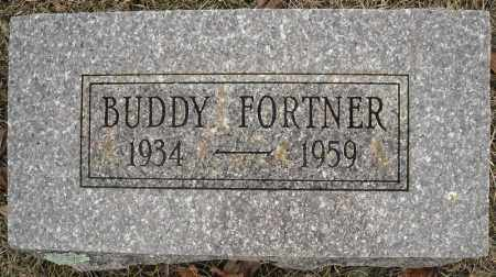 FORTNER, BUDDY - Faulkner County, Arkansas | BUDDY FORTNER - Arkansas Gravestone Photos