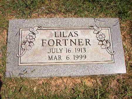 FORTNER, LILAS - Faulkner County, Arkansas | LILAS FORTNER - Arkansas Gravestone Photos
