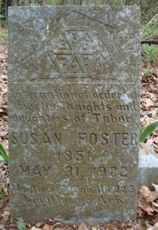 FOSTER, SUSAN - Faulkner County, Arkansas | SUSAN FOSTER - Arkansas Gravestone Photos
