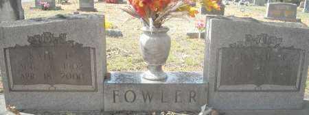 FOWLER, CHARLIE C. - Faulkner County, Arkansas | CHARLIE C. FOWLER - Arkansas Gravestone Photos