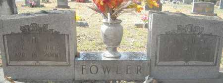 FOWLER, KATIE F. - Faulkner County, Arkansas | KATIE F. FOWLER - Arkansas Gravestone Photos