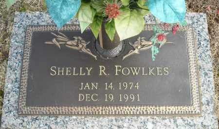 FOWLKES, SHELLY R. - Faulkner County, Arkansas | SHELLY R. FOWLKES - Arkansas Gravestone Photos