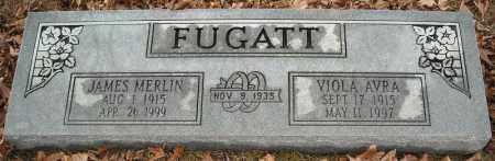 AVRA FUGATT, VIOLA - Faulkner County, Arkansas | VIOLA AVRA FUGATT - Arkansas Gravestone Photos