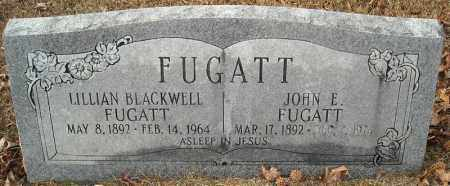 BLACKWELL FUGATT, LILLIAN - Faulkner County, Arkansas | LILLIAN BLACKWELL FUGATT - Arkansas Gravestone Photos