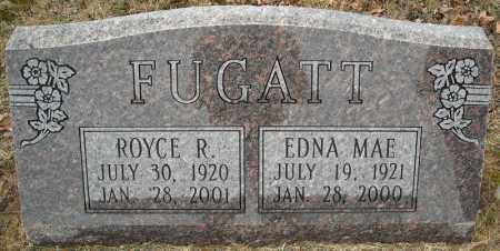 FUGATT, ROYCE R. - Faulkner County, Arkansas | ROYCE R. FUGATT - Arkansas Gravestone Photos