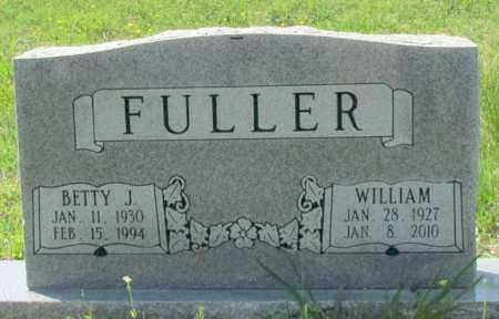 FULLER, BETTY J - Faulkner County, Arkansas | BETTY J FULLER - Arkansas Gravestone Photos