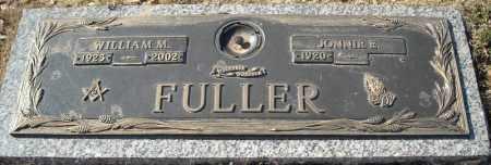 FULLER, WILLIAM M. - Faulkner County, Arkansas | WILLIAM M. FULLER - Arkansas Gravestone Photos