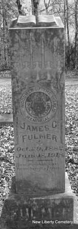 FULMER, JAMES C. - Faulkner County, Arkansas | JAMES C. FULMER - Arkansas Gravestone Photos