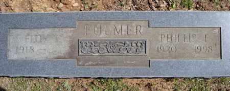 FULMER, PHILLIP E. - Faulkner County, Arkansas   PHILLIP E. FULMER - Arkansas Gravestone Photos