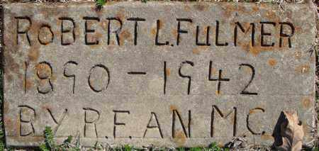 FULMER, ROBERT L. - Faulkner County, Arkansas | ROBERT L. FULMER - Arkansas Gravestone Photos