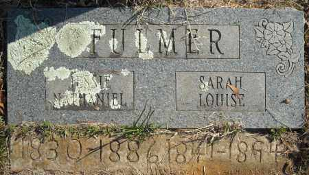 FULMER, SARAH LOUISE - Faulkner County, Arkansas | SARAH LOUISE FULMER - Arkansas Gravestone Photos